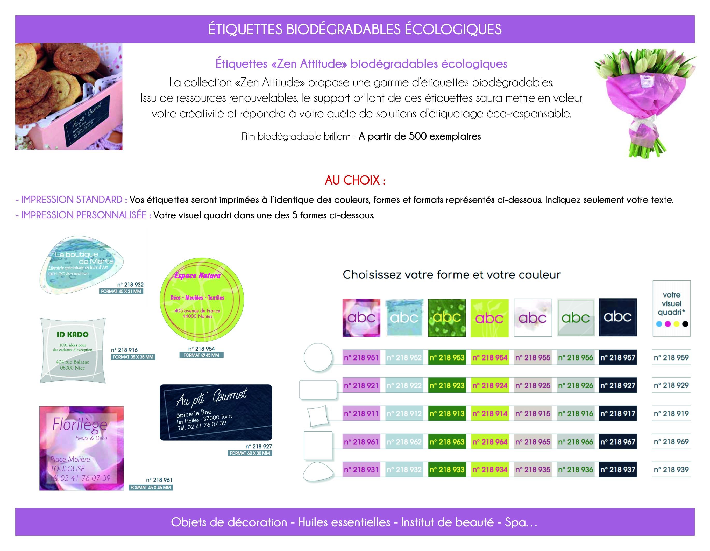 Autocollants Stickers Etiquettes