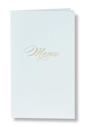 "Menu de mariage ""Elégant"" 208020"
