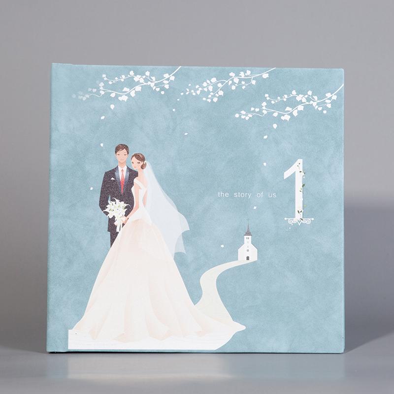 Album photo d'anniversaire de mariage SIF022