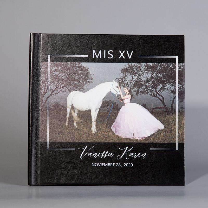 Album photo personnalisé SIF025