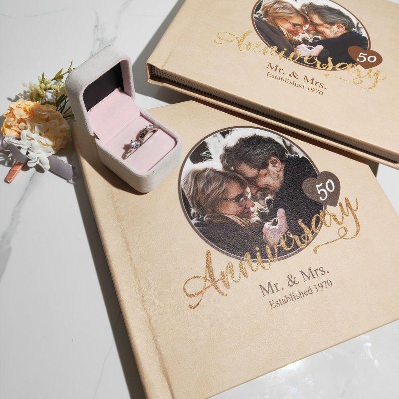 Album photo d'anniversaire de mariage SIF031