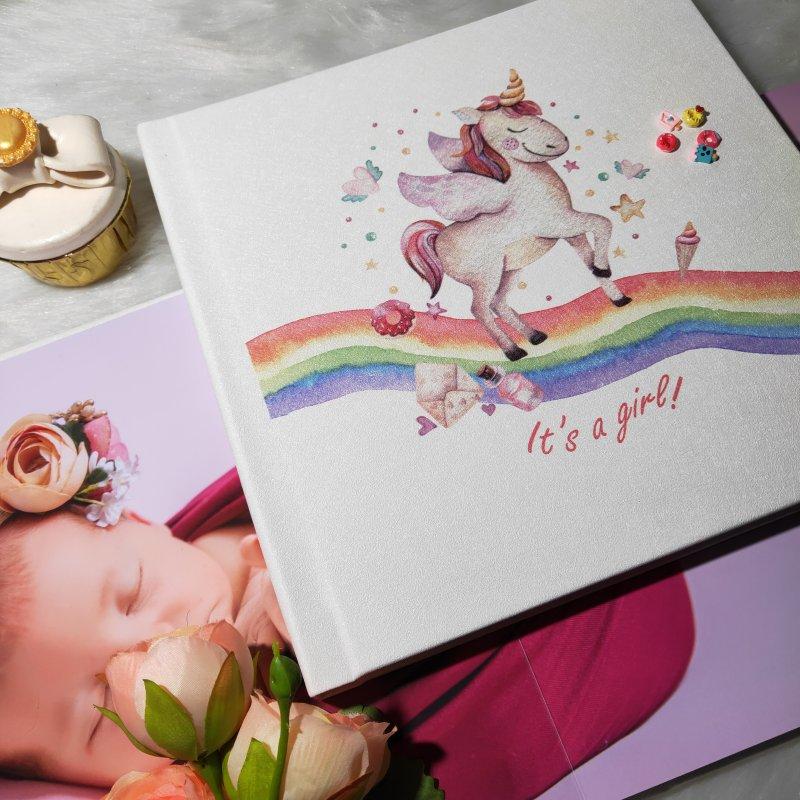 Album photo de bébé naissance SIF036