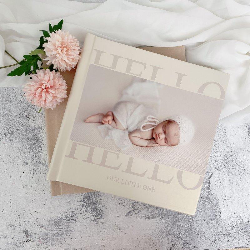 Album photo de bébé naissance SIF037