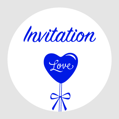 Sticker autocollant mariage MBI003